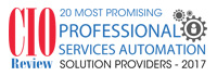 Top 20 Professional Services Automation Solution Companies - 2017